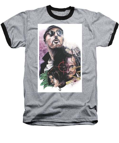 Leon The Professional Baseball T-Shirt