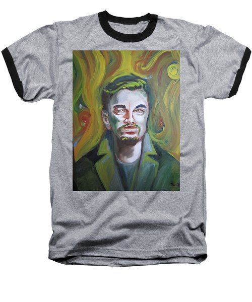 Leonardo Di Caprio Baseball T-Shirt
