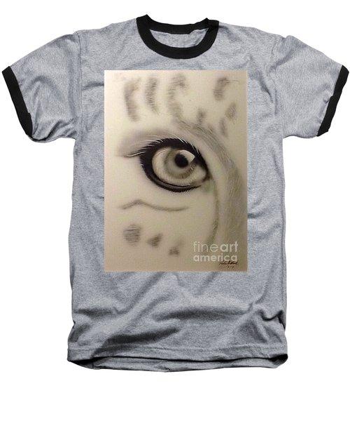 Leopard's Eye Baseball T-Shirt