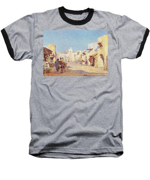 Baseball T-Shirt featuring the photograph Leopold Carl Muller 1887 by Munir Alawi