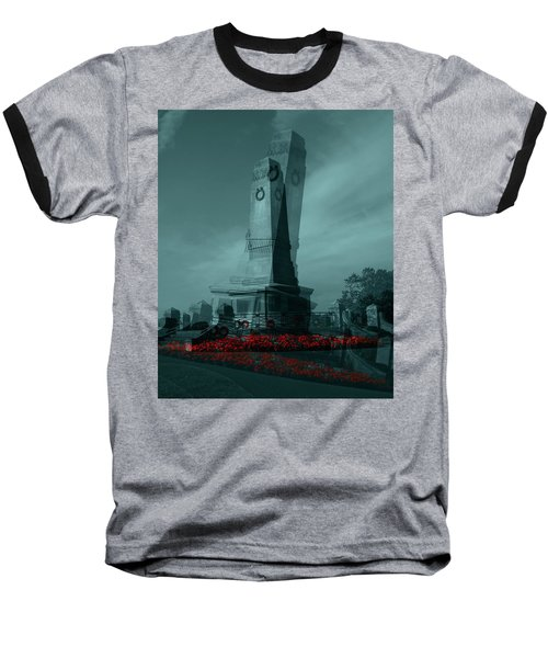 Lest We Forget. Baseball T-Shirt