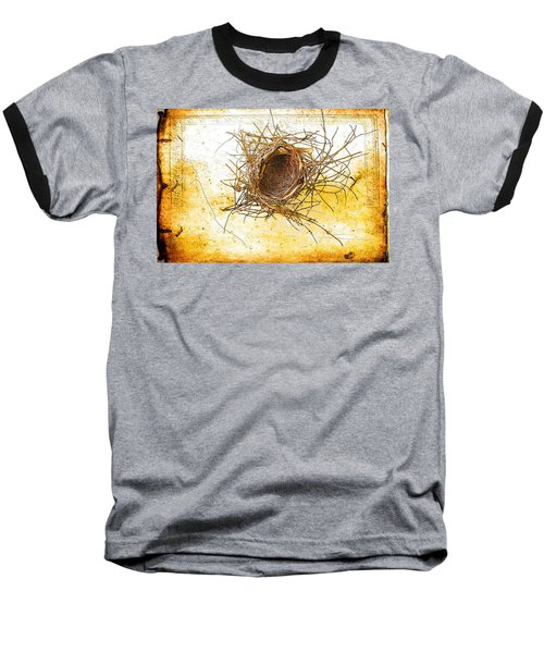 Baseball T-Shirt featuring the photograph Let Go by Jan Amiss Photography