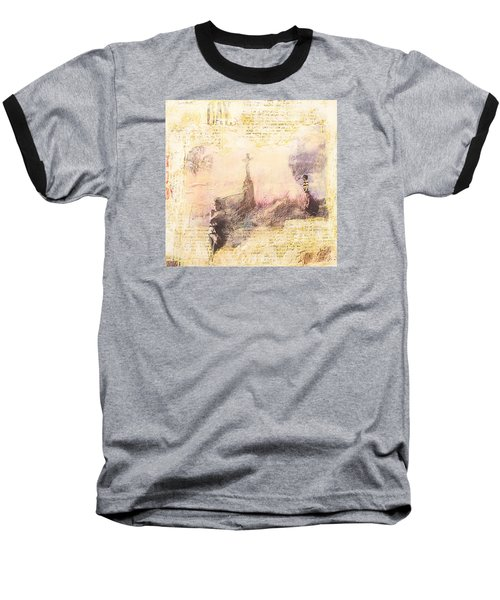 Let It Be Baseball T-Shirt