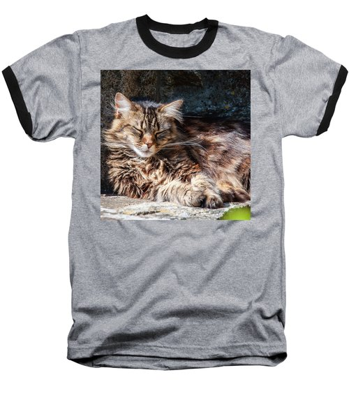 Let Me Sleep... Baseball T-Shirt