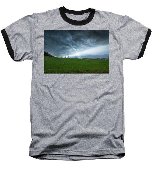 Let The Light In Baseball T-Shirt