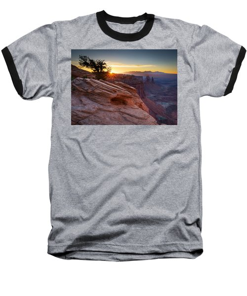 Baseball T-Shirt featuring the photograph Let There Be Light by Dan Mihai