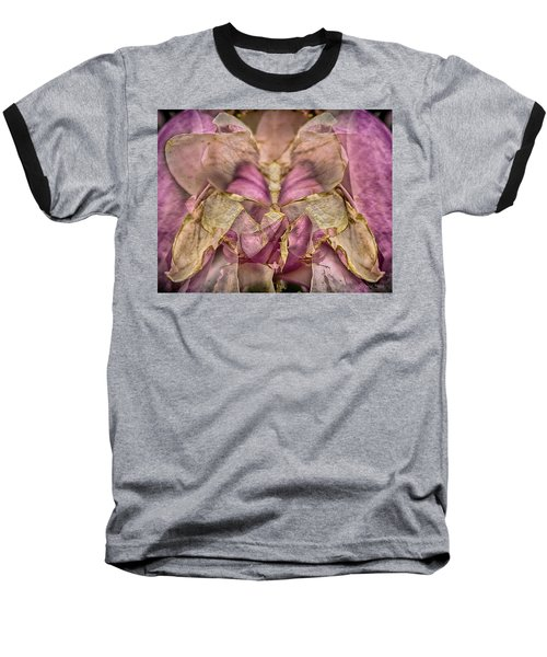 Lether Butterfly Or Not Baseball T-Shirt