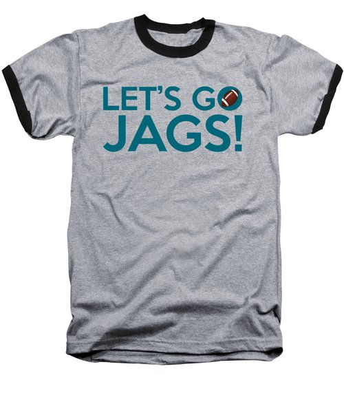Let's Go Jags Baseball T-Shirt
