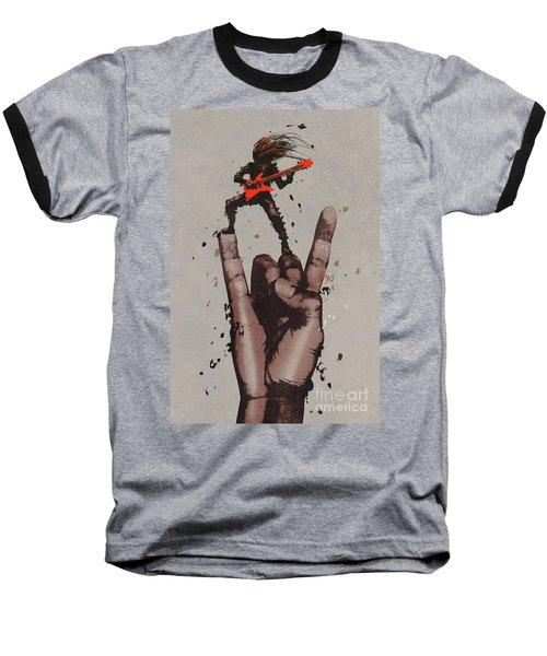 Let's Rock Baseball T-Shirt