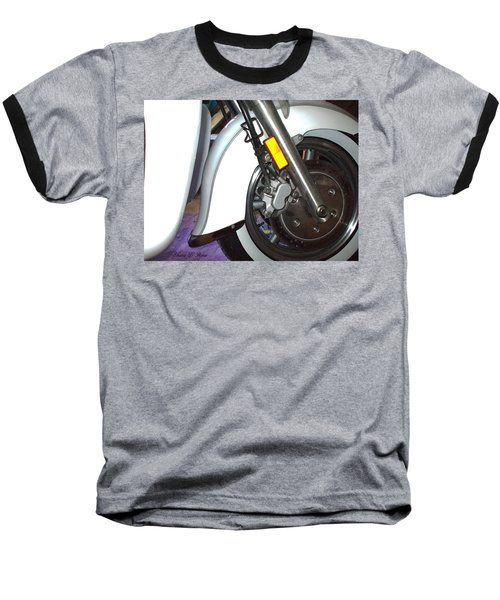 Baseball T-Shirt featuring the photograph Lets Roll by Shana Rowe Jackson