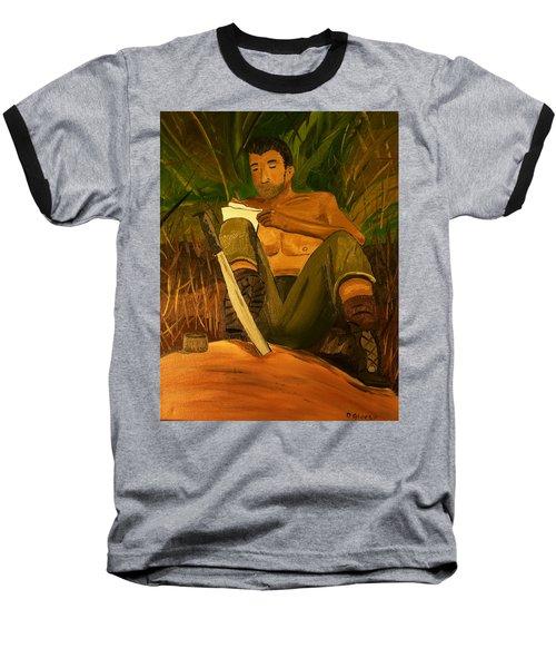 Letter Home Baseball T-Shirt