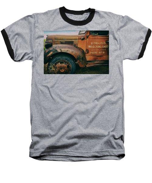 Lettering Baseball T-Shirt