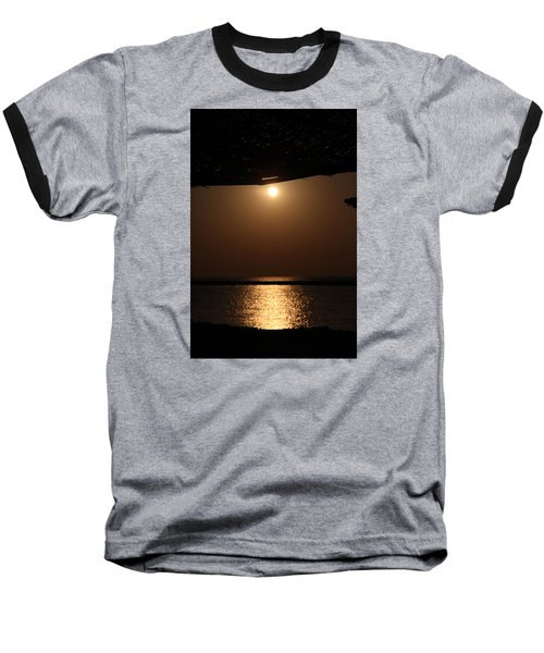 Baseball T-Shirt featuring the photograph Letters From Abroad by Jez C Self