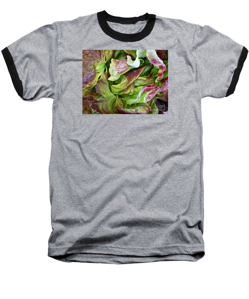 Lettuce Heart Baseball T-Shirt