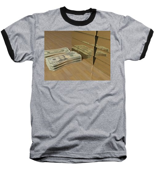 Level One Money Manifestation  Baseball T-Shirt