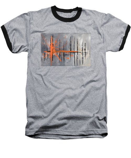 Levels Baseball T-Shirt by Bruce Stanfield