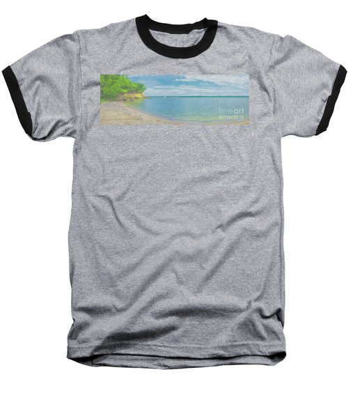 Lewis And Clark Lake Baseball T-Shirt