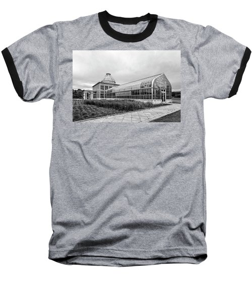 Baseball T-Shirt featuring the photograph Lewis Ginter Greenhouse by Alan Raasch