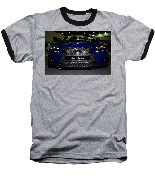 Lexus Is Turbo Baseball T-Shirt