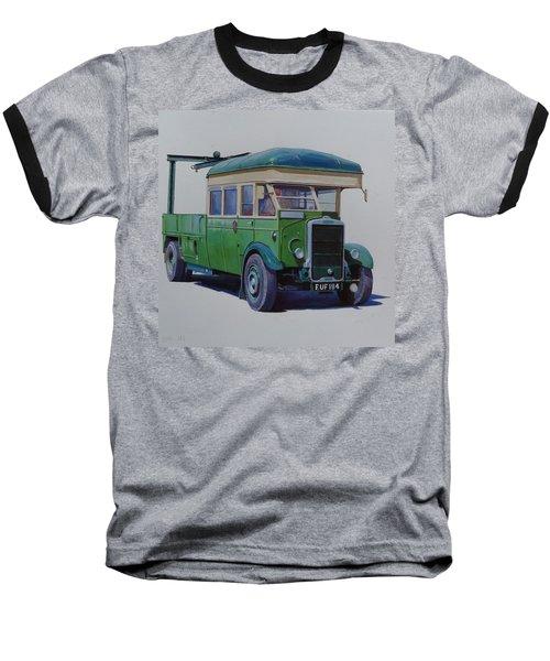 Leyland Southdown Wrecker. Baseball T-Shirt