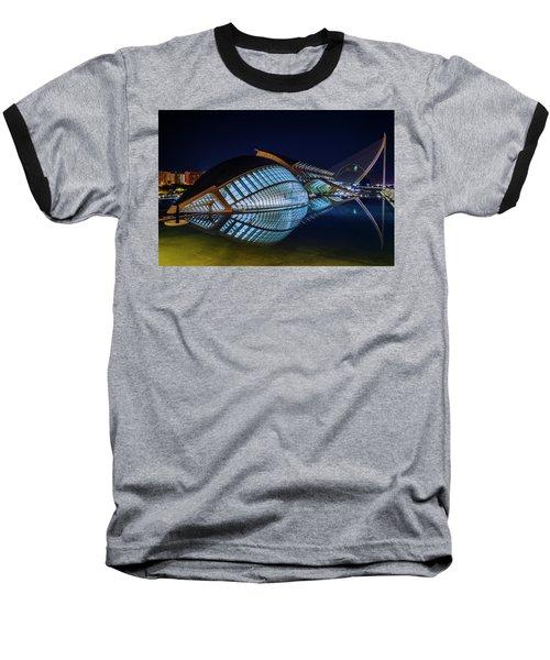 L'hemisferic Baseball T-Shirt