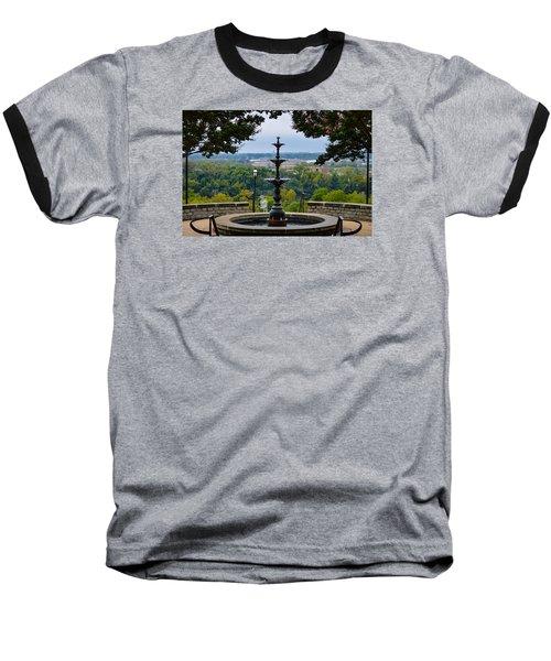 Libby Hill Park Baseball T-Shirt