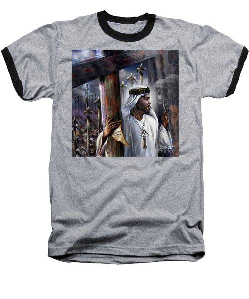 Liberation Beyond Comprehension2 Baseball T-Shirt