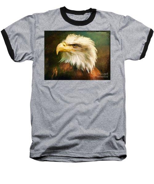 Liberty And Justice Baseball T-Shirt