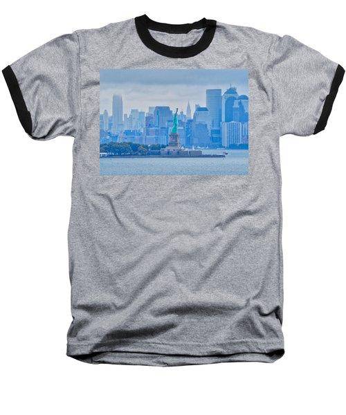 Liberty For All Baseball T-Shirt