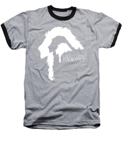 Liberty Lions Logo Baseball T-Shirt