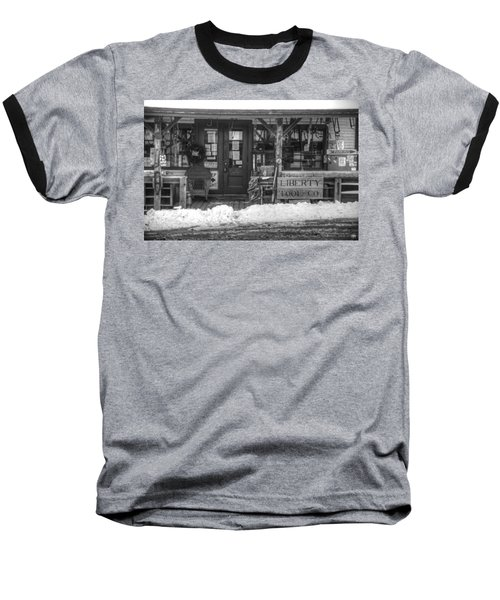 Liberty Tool Co Baseball T-Shirt