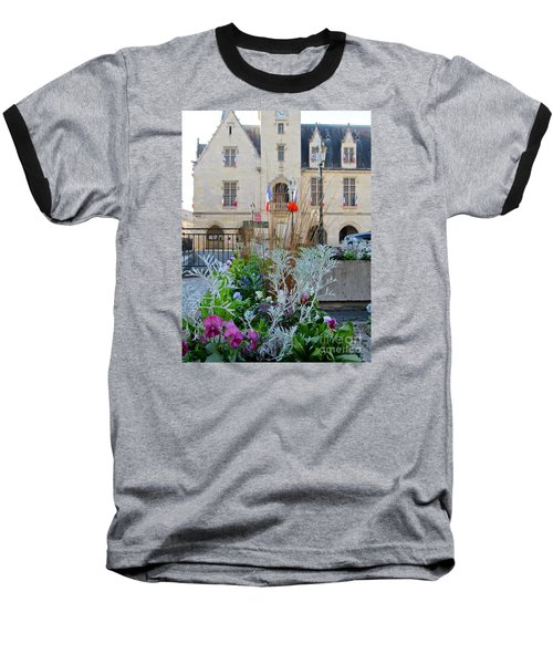 Libourne Town Hall Baseball T-Shirt