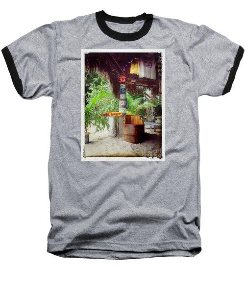 License To Drink Baseball T-Shirt
