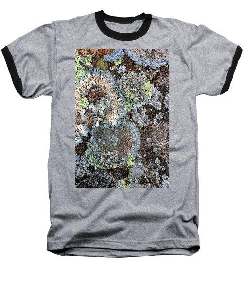 Lichens Baseball T-Shirt