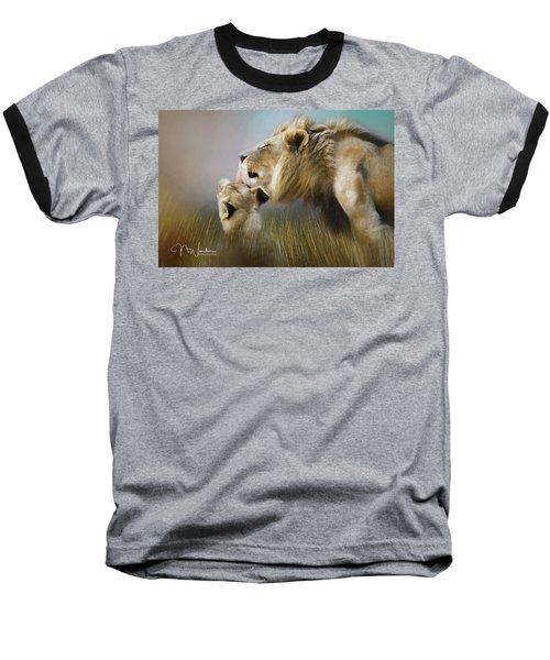 Lick Of Love Baseball T-Shirt