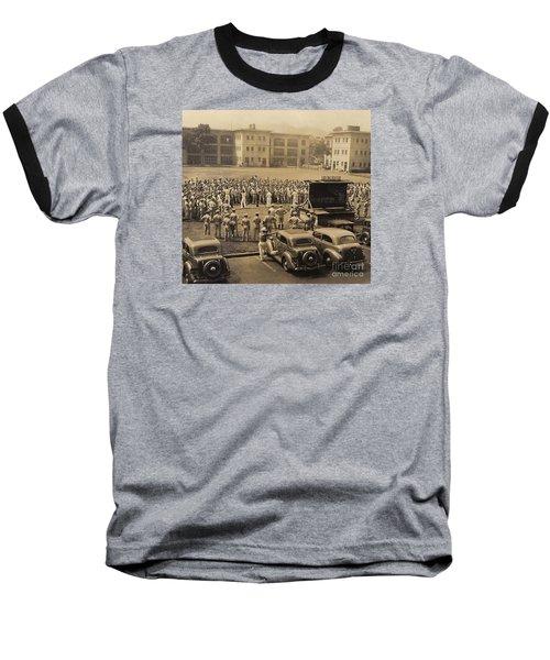 Lick The Chicks Baseball T-Shirt
