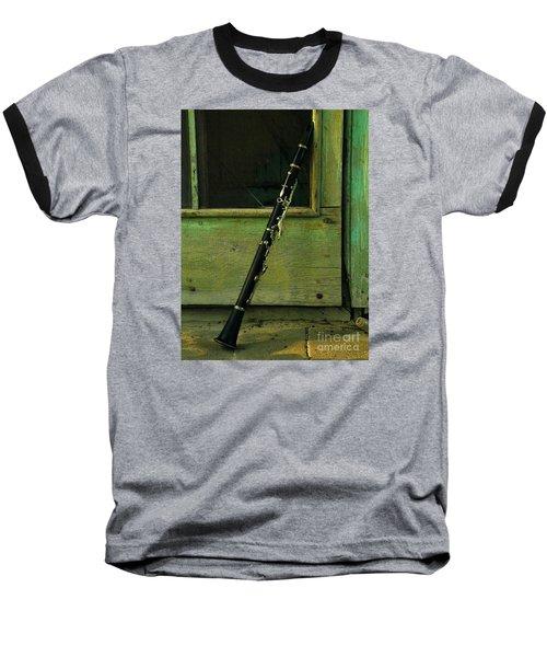 Licorice Stick Baseball T-Shirt by Joe Jake Pratt