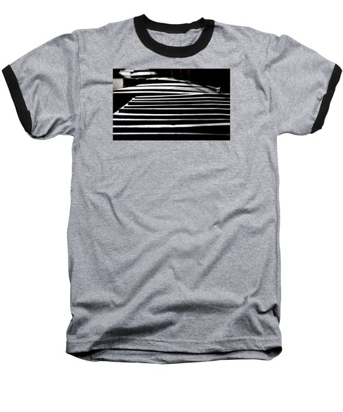 Lids Baseball T-Shirt by David Gilbert