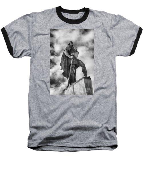 Lief Ericsson Reykjavik Baseball T-Shirt
