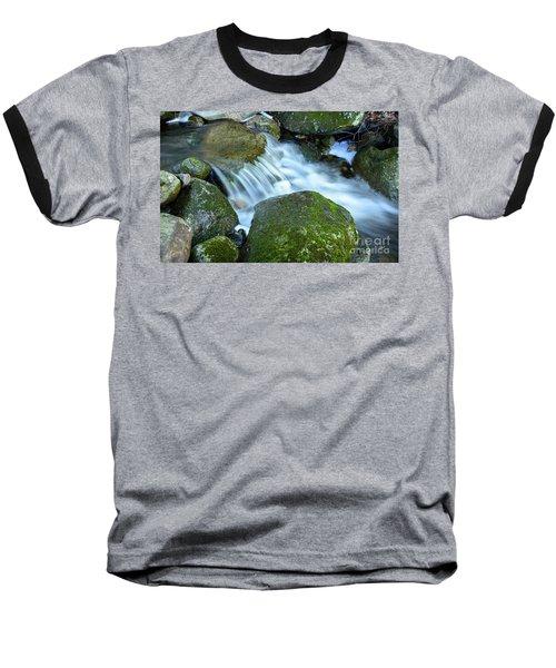 Life Baseball T-Shirt by Alana Ranney