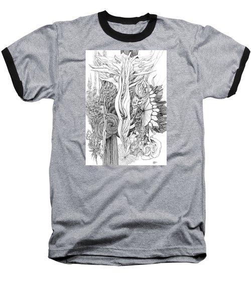 Life Force Baseball T-Shirt