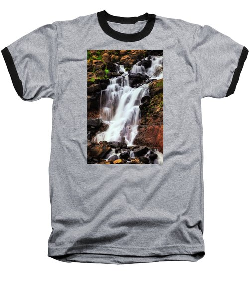 Life From Above Baseball T-Shirt