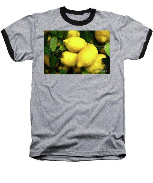 Life Gives You Lemons Baseball T-Shirt