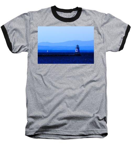 Life Goes On... Baseball T-Shirt by Craig Szymanski