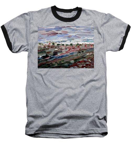 Life Goes On Baseball T-Shirt