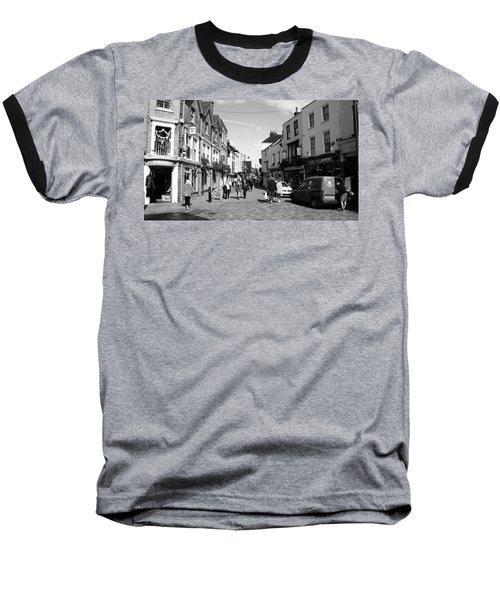 Life In Canterbury Baseball T-Shirt