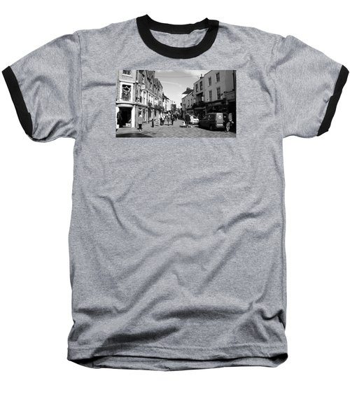 Life In Canterbury Baseball T-Shirt