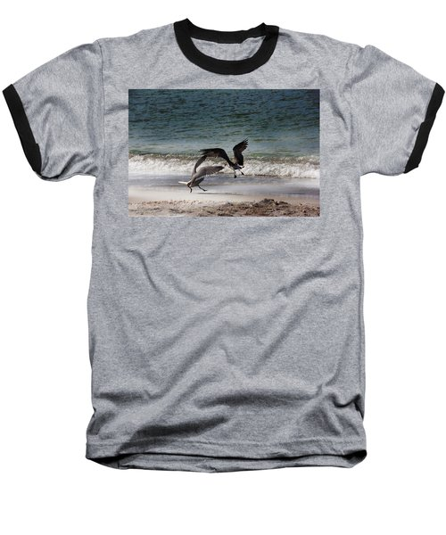 Life In Flight Baseball T-Shirt