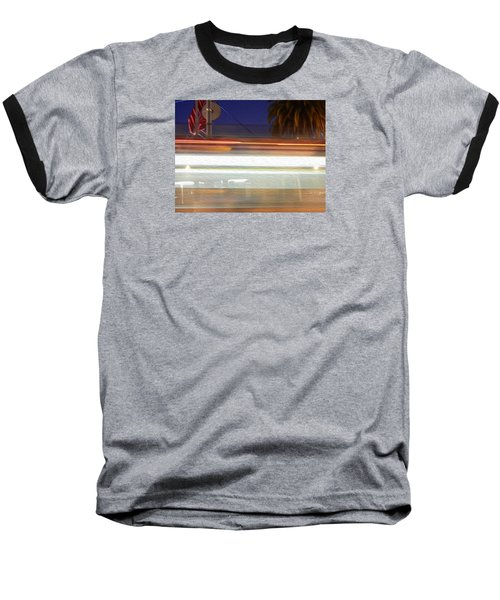 Life In Motion Baseball T-Shirt by Ryan Fox