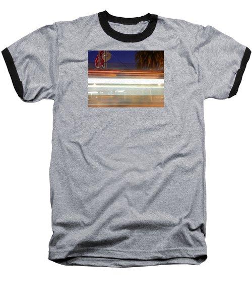 Life In Motion Baseball T-Shirt